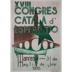 XVIII CONGRES CATALA D'ESPERANTO