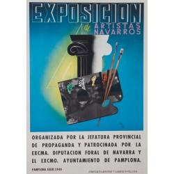 EXPOSICION DE ARTISTAS NAVARROS