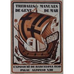 TREBALLS MANUALS DE GENT DE MAR