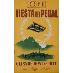 XXXVI FIESTA DEL PEDAL OLESA DE MONTSERRAT