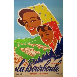 LA BOURBOULE. FRANCE-AUVERGNE...