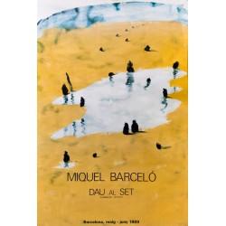 MIQUEL BARCELO DAU AL SET
