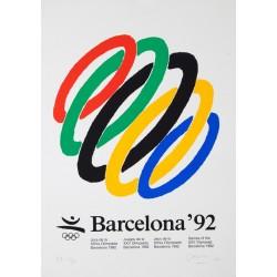 JJ.OO. BARCELONA '92. ONESIM COLAVIDAS