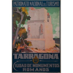 TARRAGONA CIUDAD DE MONUMENTOS ROMANOS