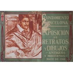 EXPOSICIÓN DE RETRATOS Y DIBUJOS