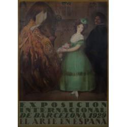 EL ARTE EN ESPAÑA. EXPOSICION DE BARCELONA 1929
