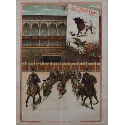 LA NUEVA LIDIA - ¡LAS CUADRILLAS DE 1885!