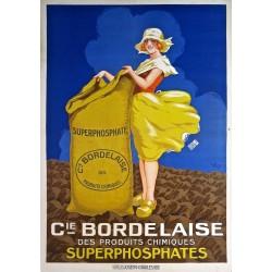 CIE. BORDELAISE. SUPERPHOSPHATES...