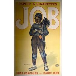 JOB. HORS CONCOURS - PARIS 1889...