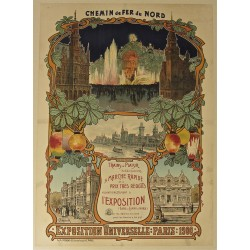 EXPOSITION UNIVERSELLE. PARIS 1900