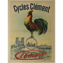 CYCLES CLEMENT