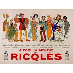 ALCOOL DE MENTHE RICQLES