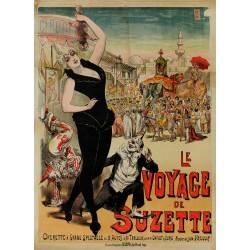 LE VOYAGE DE SUZETTE