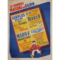 LES BONNES MAISONS DE DIJON...