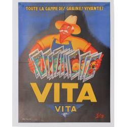 VITA - TOUTE LA GAMME DE GRAINES VIVANTES...