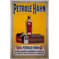 EL PETROLEO HAHN