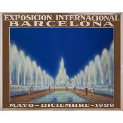 EXPOSICION INTERNACIONAL BARCELONA 1929 (III)