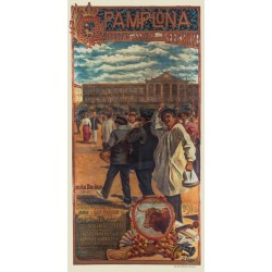 PAMPLONA SAN FERMIN 1910