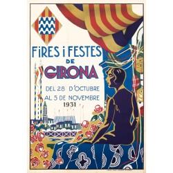 GIRONA FIRES I FESTES 1931