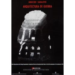 ARQUITECTURA DE GUERRA. URBICIDE - SARAJEVO