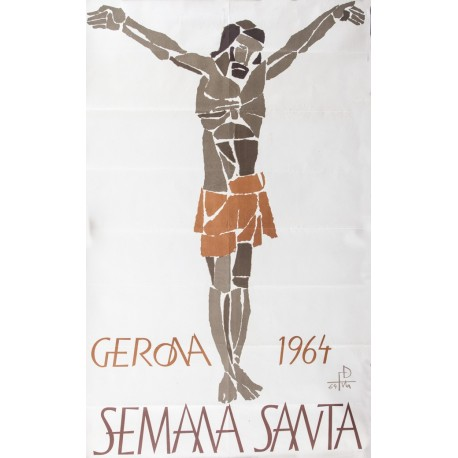 SEMANA SANTA. GERONA 1964