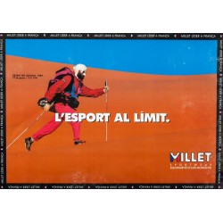 L'ESPORT AL LIMIT. MILLET SPORTWEAR