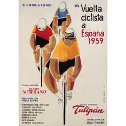 XIV VUELTA CICLISTA A ESPAÑA 1959