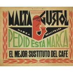 MALTA GIUSTOL. ELMEJOR SUSTITUTO DEL CAFE