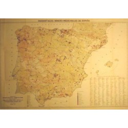 MANANTIALES MINERO-MEDICINALES DE ESPAÑA
