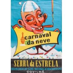 CARNAVAL DA NEVE. SERRA DA ESTRELA