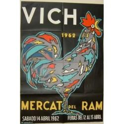 VICH MERCAT DEL RAM 1962- VIC