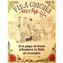 FIRA CONCURS. ANDORRA 84
