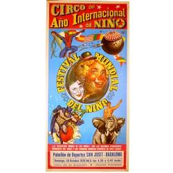 CIRCO DEL AÑO INTERNACIONAL DEL NIÑO. 1979. BADALONA