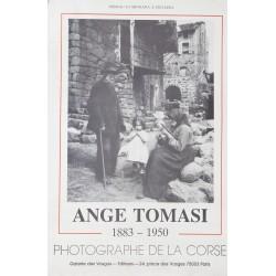 ANGE TOMASI 1883-1950. PHOTOGRAPHIE DE LA CORSE