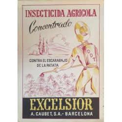 EXCELSIOR. INSECTICIDA AGRICOLA