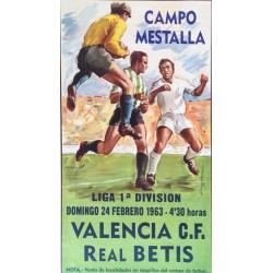 CAMPO DE MESTALLA. VALENCIA - BETIS