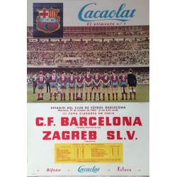 ATLETICO DE MADRID - F. C. BARCELONA 1960