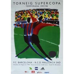 TORNEIG SUPERCOPA F.C. BARCELONA - R.C.D. MALLORCA