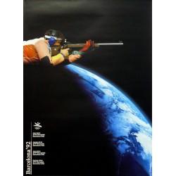 JUEGOS DE LA XXV OLIMPIADA BARCELONA 1992 -GAMES OF THE XXV OLYMPIAD. TIRO