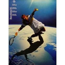 JUEGOS DE LA XXV OLIMPIADA BARCELONA 1992 -GAMES OF THE XXV OLYMPIAD. TENIS
