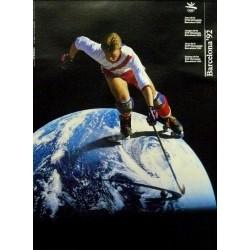 JUEGOS DE LA XXV OLIMPIADA BARCELONA 1992 -GAMES OF THE XXV OLYMPIAD. HOCHEY PATINES