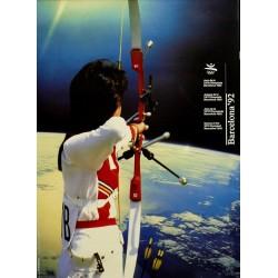 JUEGOS DE LA XXV OLIMPIADA BARCELONA 1992 -GAMES OF THE XXV OLYMPIAD. TIRO CON ARCO