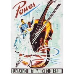 POWER EL MAXIMO RENDIMIENTO EN RADIO