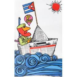 CUBA 10 AÑOS GRANMA