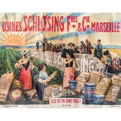 USINES SCHLOESING Fres. & Cie. MARSEILLE