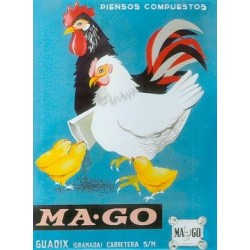 PIENSOS COMPUESTOS MA-GO