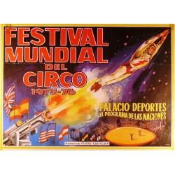 FESTIVAL MUNDIAL DEL CIRCO 1975-76