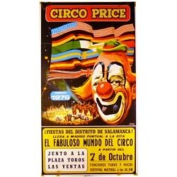 CIRCO PRICE TEMPORADA 1976