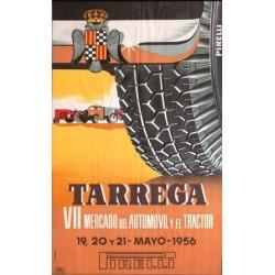 VII MERCADO DEL AUTOMOVIL Y EL TRACTOR 1960. TARREGA