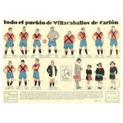 TODO EL PUEBLO DE VILACABALLOS DE CARTON